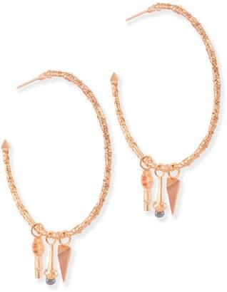 Kendra Scott Shiloh Hoop Earrings