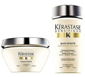 Kérastase Densifique Bain Densite (250ml) And Masque Densite (200ml) (Pack of 6)