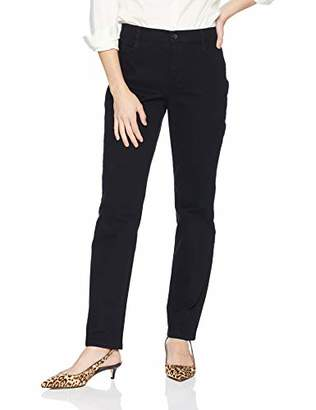Gloria Vanderbilt Women's Petite Amanda Polished Trouser Pant
