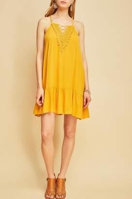 LuLu*s LuLu's Boutique Crinkled Summer Dress
