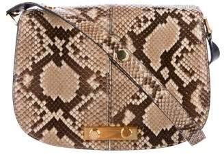 Marni Snakeskin Crossbody Bag