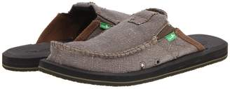 Sanuk You Got My Back II Men's Slip on Shoes