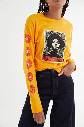 Obey Power & Equality Long Sleeve Tee