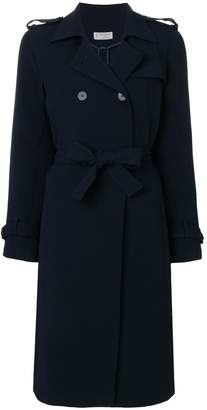 Alberto Biani belted trench coat