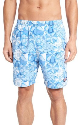Vineyard Vines 'Beach Umbrellas - Chappy' Swim Trunks $89.50 thestylecure.com