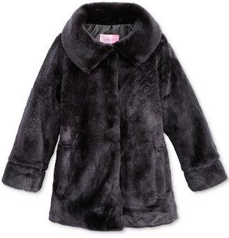Good Lad Faux-Fur Coat, Toddler Girls & Little Girls (2-6X) $85 thestylecure.com