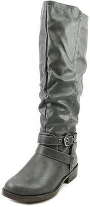 XOXO Martin Women US 7.5 Gray Knee High Boot