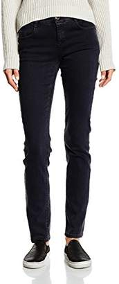 Atelier GARDEUR Women's Plain Jeans - Blue