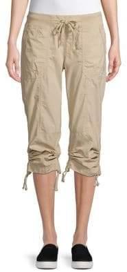 Calvin Klein Cargo Cropped Pants