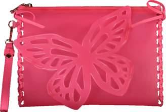 Sophia Webster Flossy Butterfly Pouchette