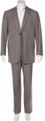 Isaia Super 160's Wool Two-Piece Suits