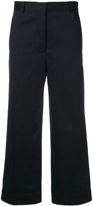 Thom Browne tailored cotton cropped trousers