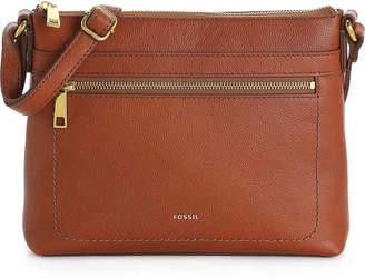 Fossil Evie Leather Crossbody Bag - Women's