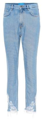 MiH Jeans Mimi high-waisted skinny jeans