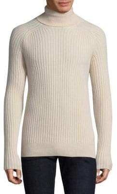 Brioni Cashmere Turtleneck Sweater