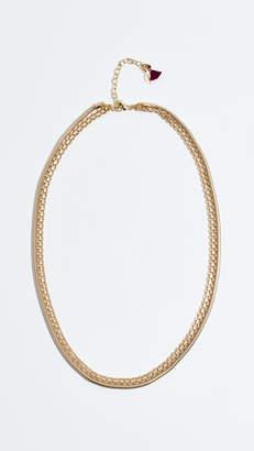 Shashi Zafira Layered Necklace