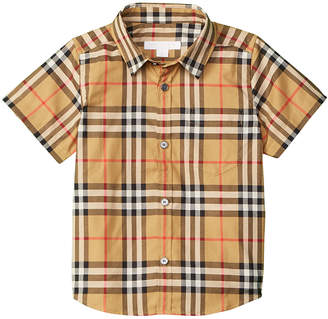 Burberry Vintage Check Woven Shirt