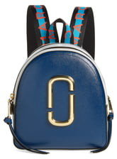 e45fafca6d2e Marc Jacobs Leather Backpack - ShopStyle
