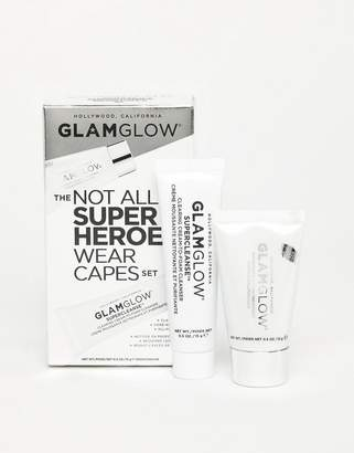 Glamglow Superheroes Wear Capes Set