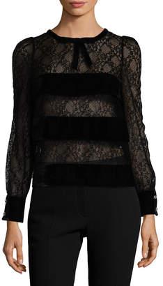 Manoush Lace Romantic Blouse