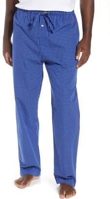 Ralph Lauren Plaid Woven Pajama Pants