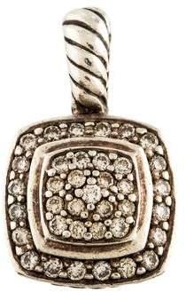 David Yurman Diamond Petite Albion Pendant