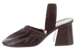 Celine Bellerina 70 Leather Pumps w/ Tags