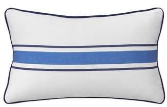 Southern Tide Dock Street Stripe Accent Pillow
