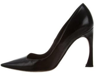 Christian Dior Songe Leather Pumps