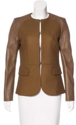 Neil Barrett Wool Structured Jacket