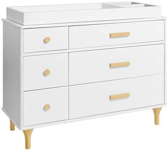 Pottery Barn Kids Babyletto Lolly 6 Drawer Dresser & Changing Tray Set