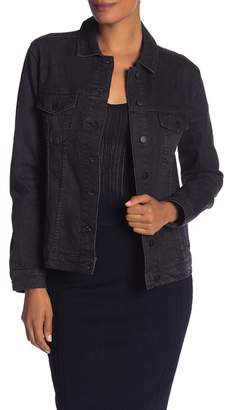 Rachel Roy Hope Embellished Denim Jacket