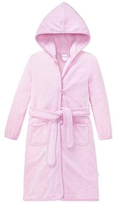 Schiesser Girl's Bademantel Dressing Gown