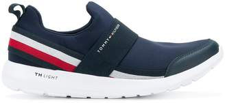 Tommy Hilfiger tri-stripe slip-on sneakers