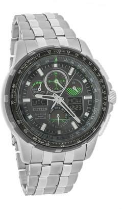 Citizen Men's Eco-Drive Promaster Skyhawk A-T Digital & Analog Quartz Bracelet Watch, 47mm