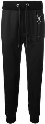 Les Hommes key-ring jogging pants