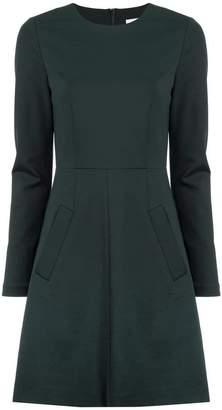 Diane von Furstenberg structured dress