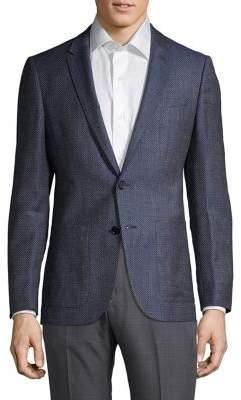 HUGO Textured Wool Sportcoat