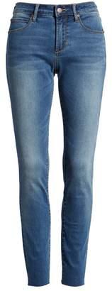 Leith High Waist Cutoff Skinny Jeans (Vintage)
