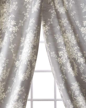 "Sherry Kline Home Metropolitan Toile Curtains, 96"""