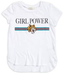 Soprano Girl's Girl Power Graphic Top