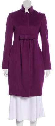 Stella McCartney Wool & Cashmere-Blend Coat