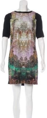 Ted Baker Digital Print Mini Dress
