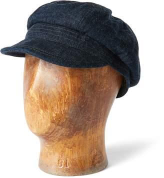 Ralph Lauren Japanese Denim Grady Cap