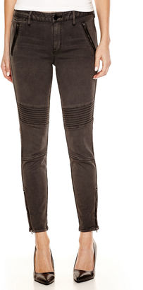 A.N.A a.n.a Moto Jeggings $50 thestylecure.com