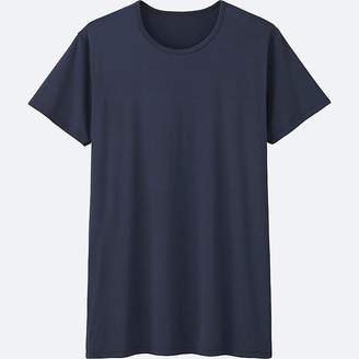 Uniqlo Men's Airism Crewneck Short-sleeve T-Shirt