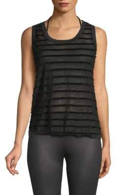 Koral Quickstep Striped Tank Top