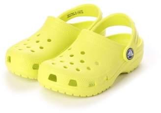 Crocs (クロックス) - LOCONDO クロックス crocs 204536 クラシック キッズ (シトラス)