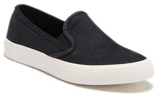 Sperry Seaside Washable Leather Slip-On Sneaker