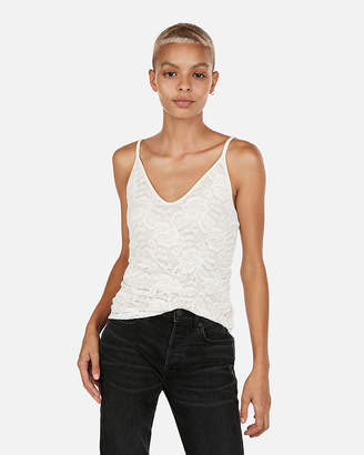 Express Lace Best Loved Cami